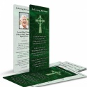 CEL03 Memorial Bookmark