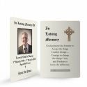 CEL51 Memorial Wallet Card