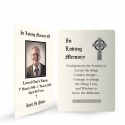 CEL56 Memorial Wallet Card