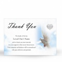 CEL61 Memorial Thank You Card