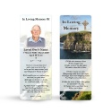 CEL78 Memorial Bookmark