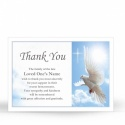 CRS10 Memorial Thank You Card