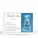 JC02 Memorial Thank You Card