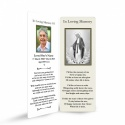 MARY45 Memorial Bookmark