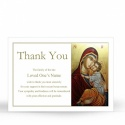 MAR02 Memorial Thank You Card