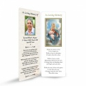 MAR13 Memorial Bookmark
