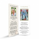 MAR14 Memorial Bookmark