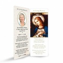 MAR30 Memorial Bookmark
