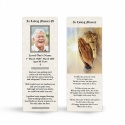 REG83 Memorial Bookmark