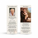 ST02 Memorial Bookmark