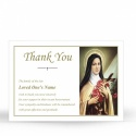 ST16 Memorial Thank You Card