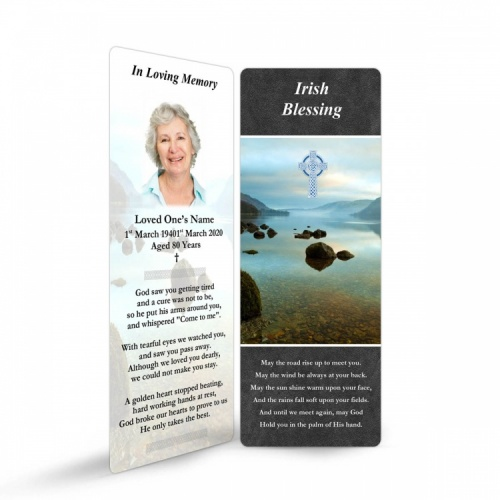 CEL49 Memorial Bookmark