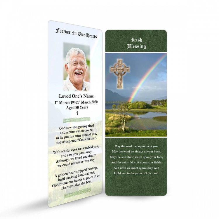 CEL09 Memorial Bookmark