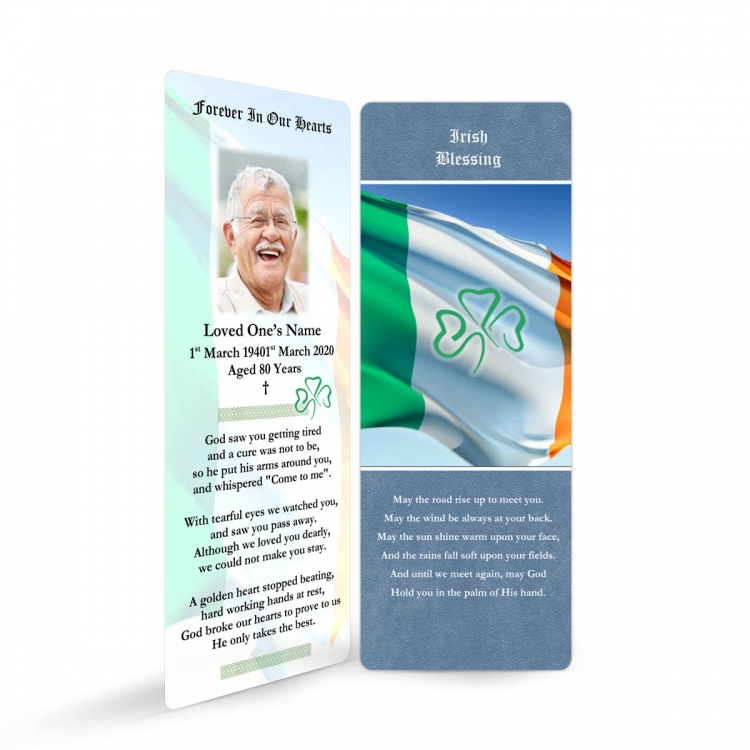 CEL54 Memorial Bookmark