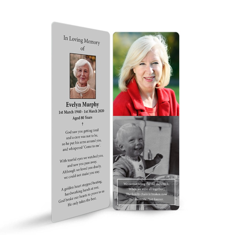 MOD09 Memorial Bookmark